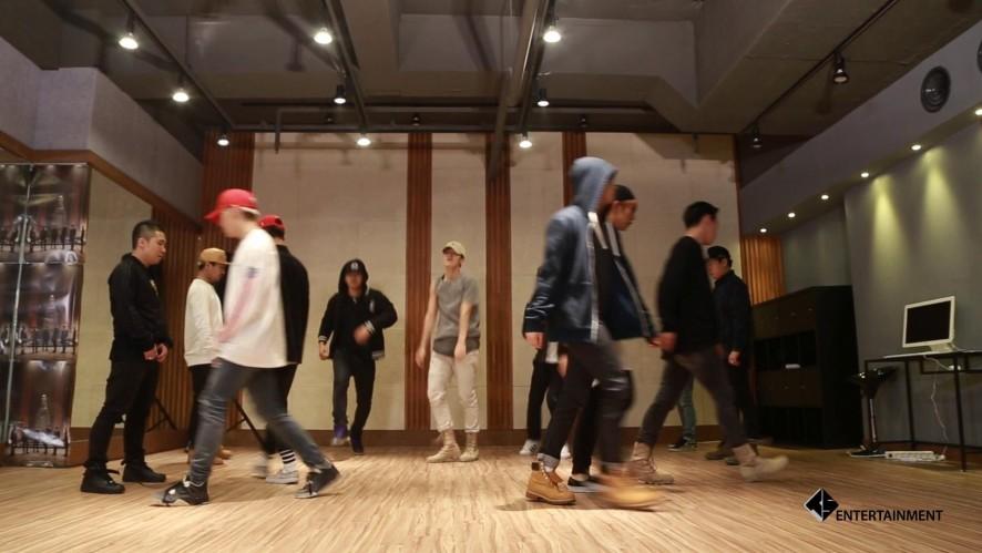 [스타캐스트] B.A.P - Young, Wild & Free Dance Practice