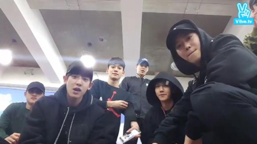 EXO THE 1ST V LIVE