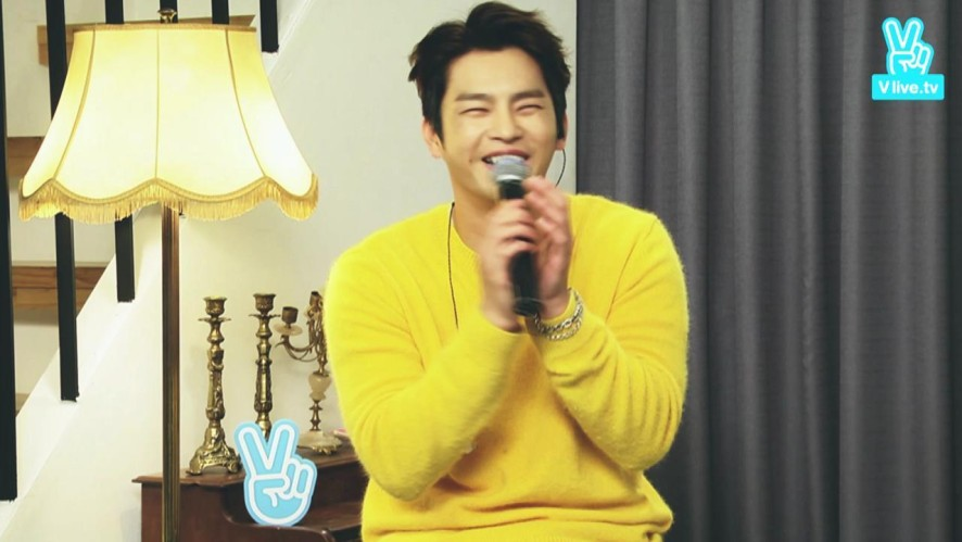 [Vehind] Seo In Guk's Real live, 'Music & Talk'