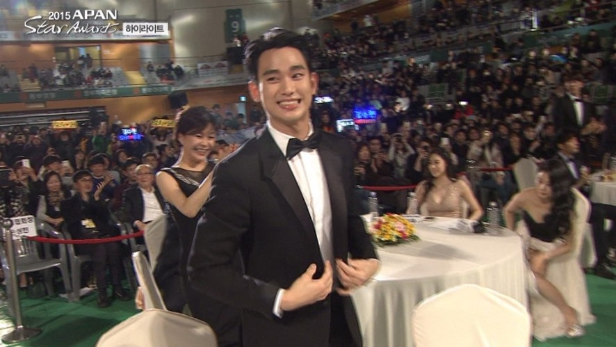 2015 apan star awards highlight clip!
