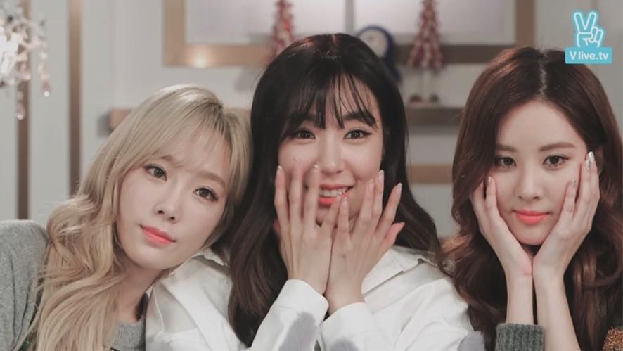 Girls' Generation-TTS Dear Santa after Stage