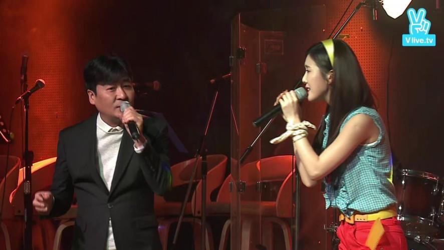 [V] '사랑의 대화' 승희 + 이정석 LIVE - DIA <Again 1988>