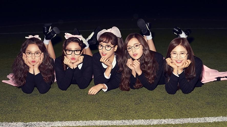 [APRIL] 'Boing Boing~♥' 광주 팬 사인회 대기실 공개!