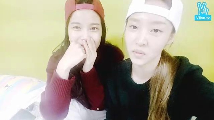 MAMAMOO V TV #20 지금이순간~ 솔라감성 Spot Live
