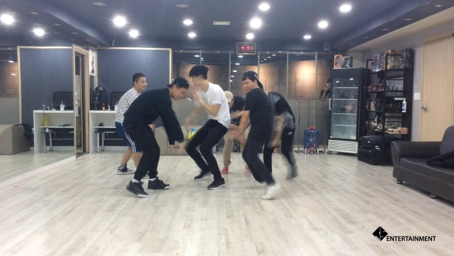 [스타캐스트]Zelo's choreography work process_2