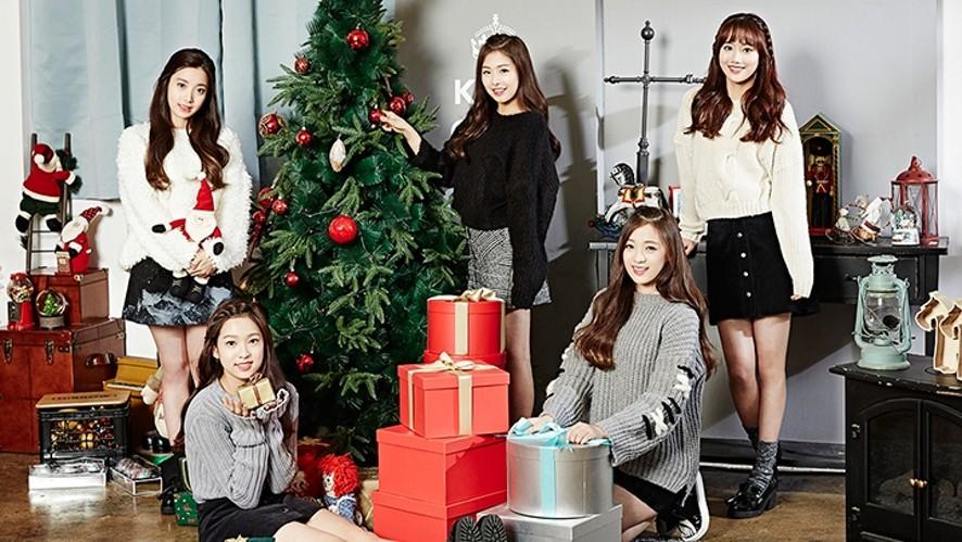 [APRIL] 에이프릴의 Song탄절!! 미리크리스마스~♪
