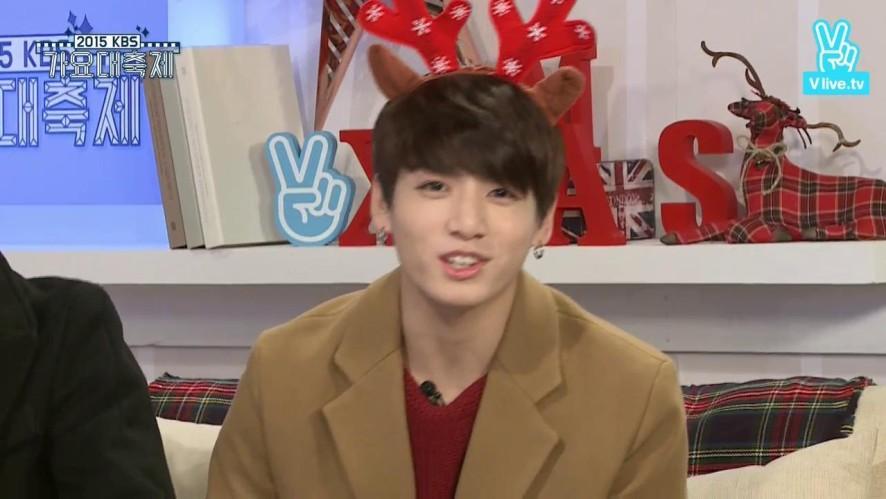[D-6] KBS 가요대축제 X BTS 제이홉, 지민, 정국