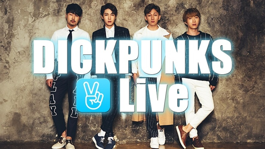 DICKPUNKS - First Vapp Live [29.]