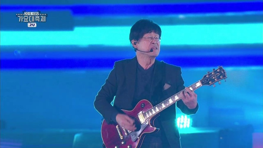 [KBS song festival] Kim Chang-Wan Band with EXO