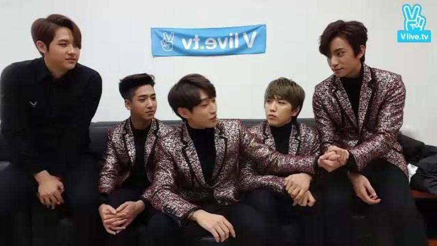 B1A4 새해인사