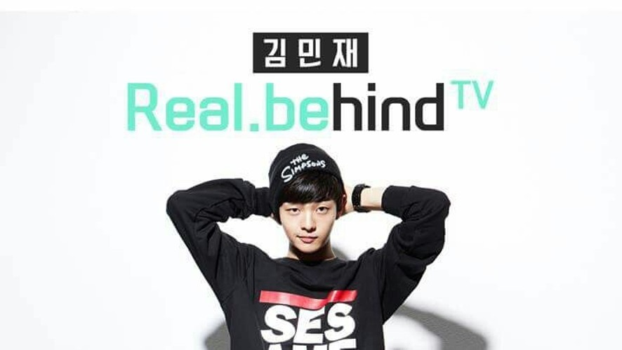[Kim Min Jae] Real Behind TV LIVE
