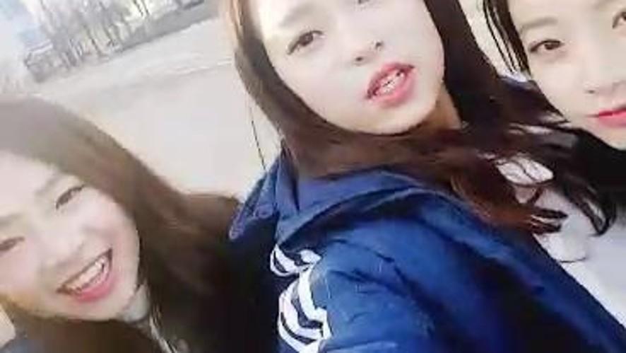 '타슈' 타는 에이프릴 in 대전