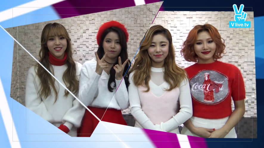 GALA VIETNAM TOP HITS - Mamamoo's Greeting