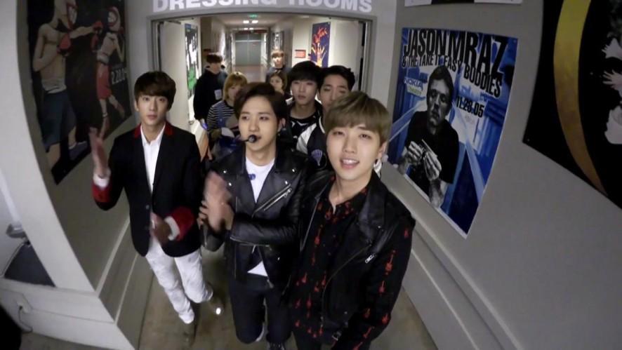 B1A4 Sandeul's Diary ep02