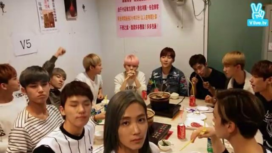 SEVENTEEN in the Midnight of Hongkong