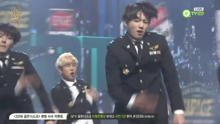 [2016 골든디스크] 음반부문 본상 - 방탄소년단(BTS) '쩔어'