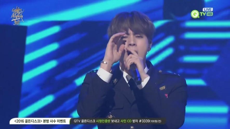 [2016 골든디스크] 음반부문 본상 - 방탄소년단(BTS) 'I NEED U'