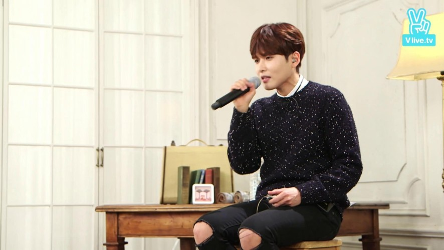 [HIGHLIGHT] RYEOWOOK On Air - The Little Prince LIVE