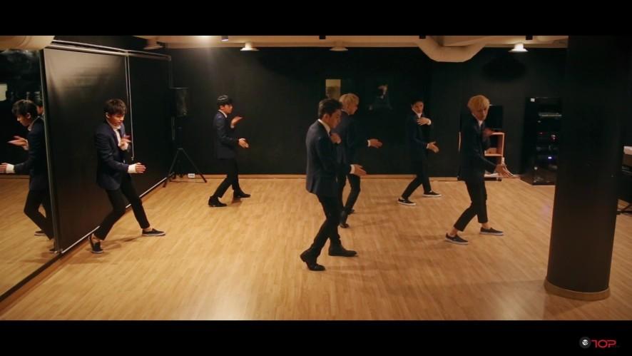 [Dance Practice] TEEN TOP(틴탑)_사각지대(Warning Sign)