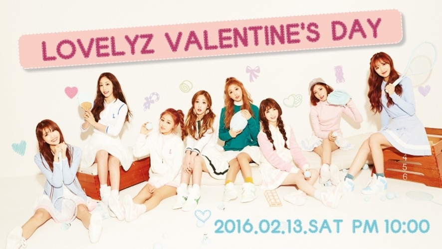 Lovelyz Valentine's Day