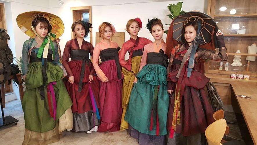 Eun ga eun & TAHITI - SIMKUNG STUDIO 6th 은가은&타히티 '땐스땐스~