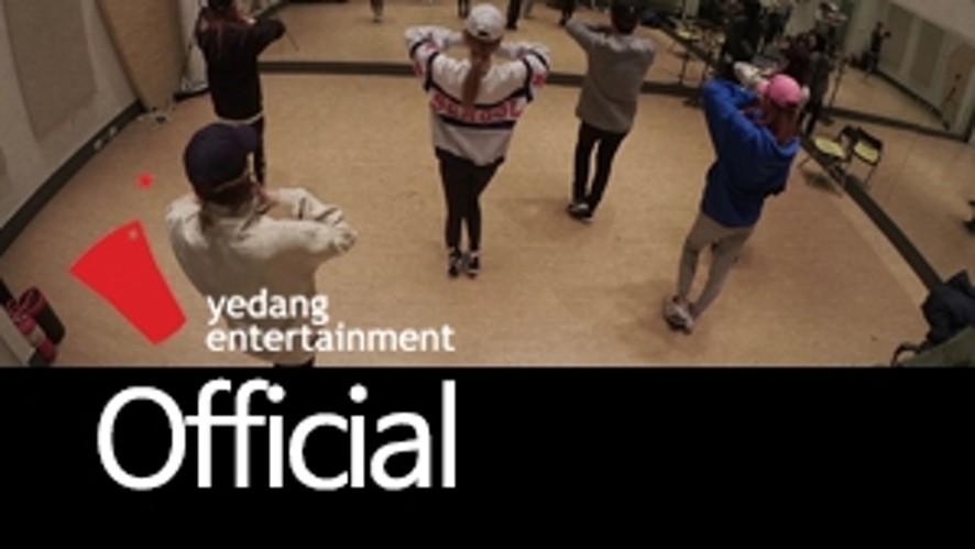 [EXID(이엑스아이디)] LEGGO's SHOW 연습영상