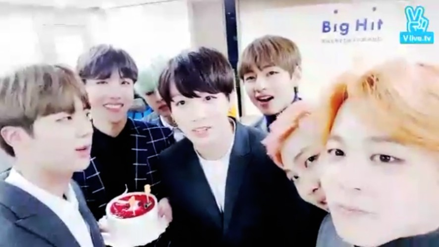 BTS J-hope's Birthday!!