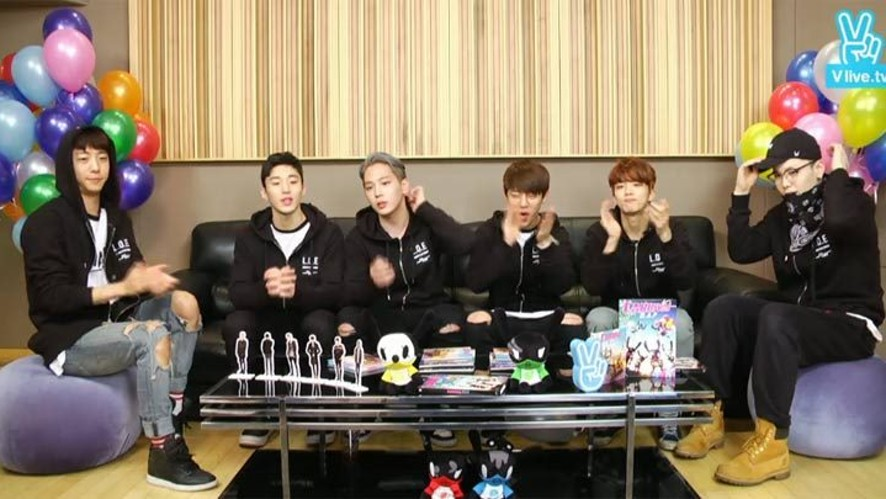 [Replay] B.A.P CARNIVAL COUNTDOWN