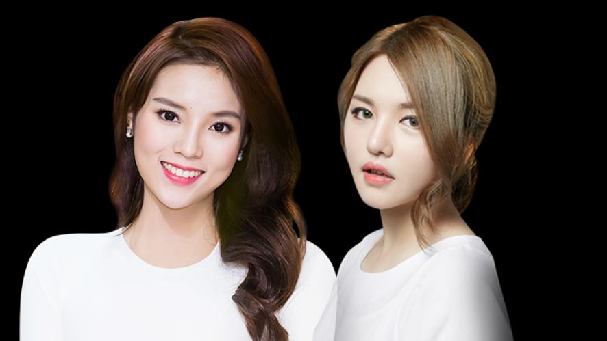 Kỳ Duyên X Daddoa Makeup Touch-up