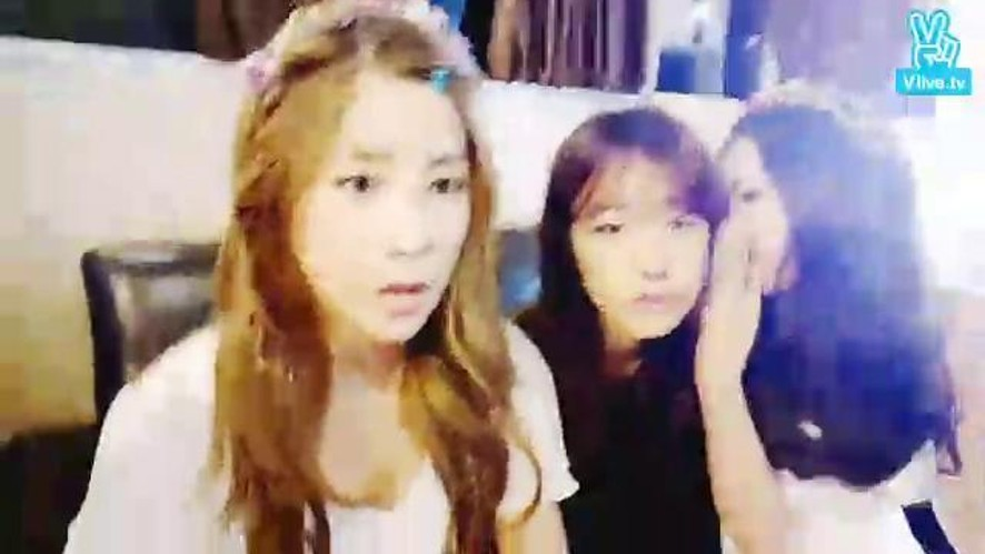 Apink Broadcast (태국 광고 촬영현장 기습!1)