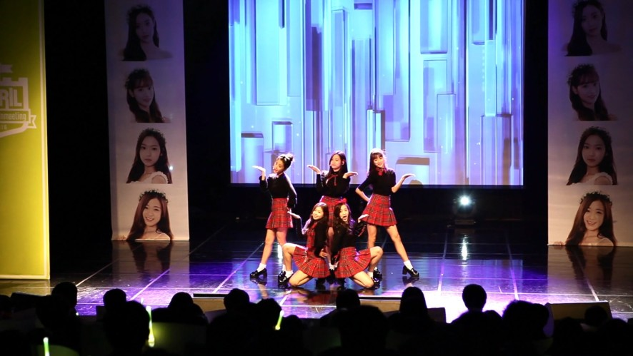 [Special] 에이프릴 _ 유리성 _ @Seoul 1st Fan Meeting