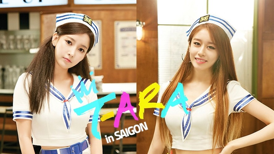 T-ARA in SAIGON ( JI YEON - SO YEON )