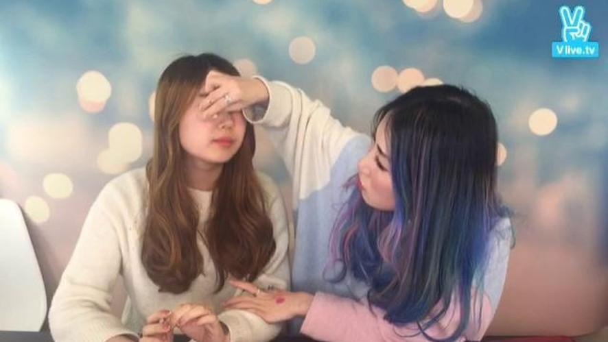 곽토리의 Girlish Cheek makeup 퐁실퐁실 소녀 돋는 볼터치 만들기!
