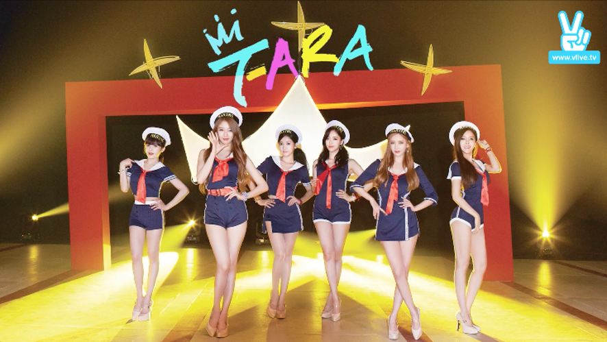 T-ARA Fan meeting in Saigon #1
