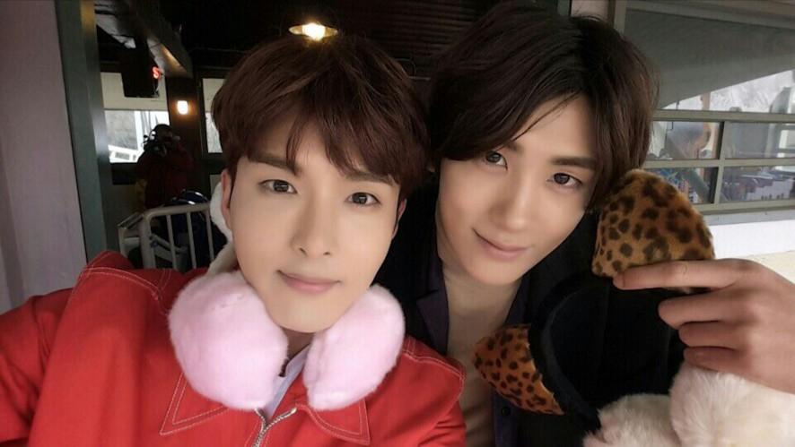 [꽃브로] Celebrity Bromance Hyungsik&RyeoWook EP.2- Oppa, oppa