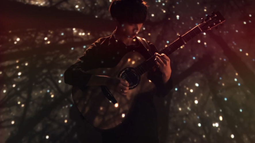 Sungha Jung- The Milky Way