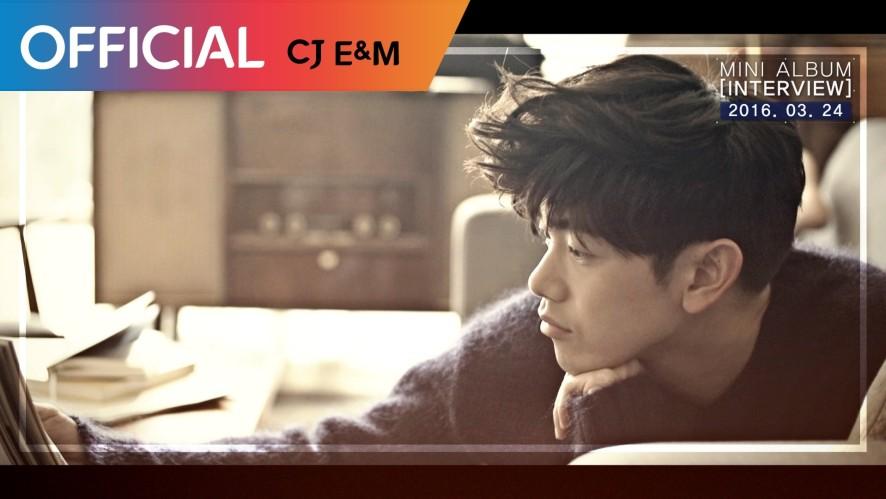 에릭남(Eric Nam) - 미니앨범 [INTERVIEW] 자켓 메이킹 필름