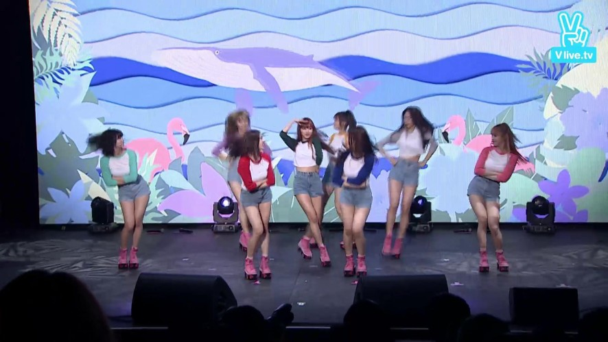 [HIGHLIGHT]LIAR LIAR LIVE_OH MY GIRL COMEBACK SHOWCASE