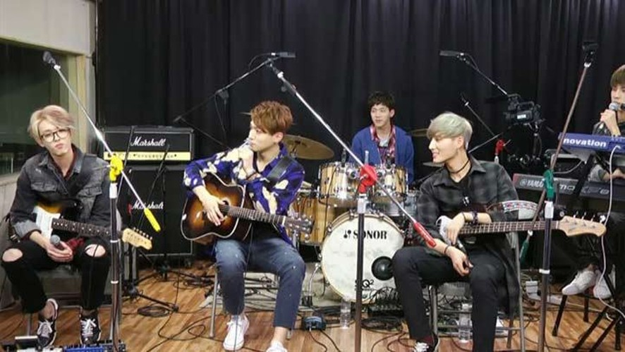 [REPLAY] DAY6 합주실 라이브 (DAY6 Rehearsal studio Live)