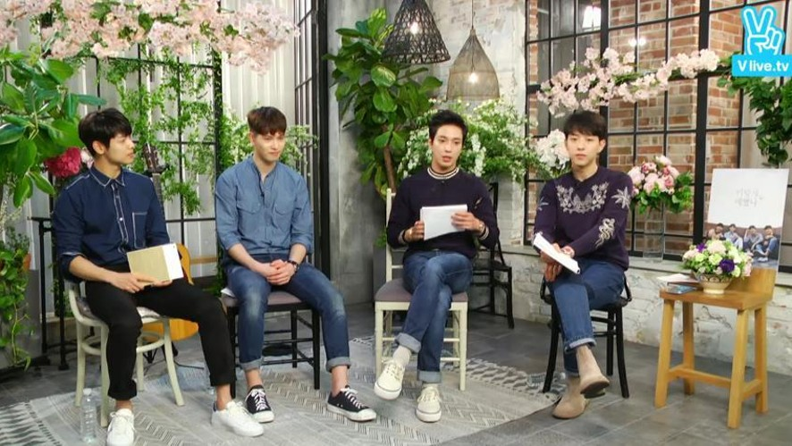 [REPLAY] CNBLUE의 이렇게 예뻤SHOW?!   <SO FINE SHOW?!>