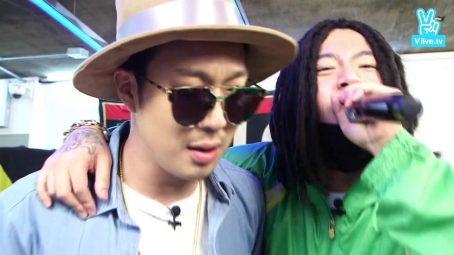 [HIGHLIGHT]'LOVE INSIDE' LIVE - SKULL&HAHA KOREA TO JAMAICA
