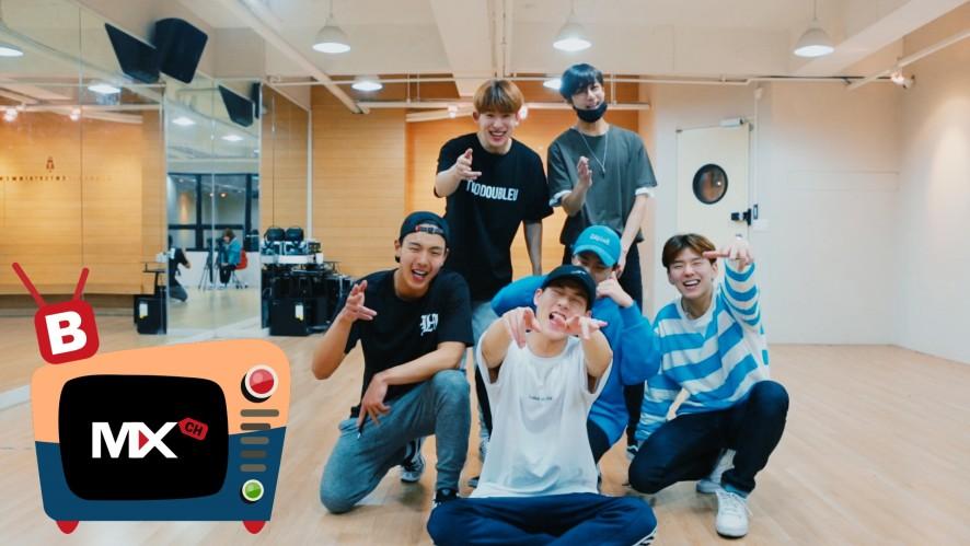 [CH.MX][B] KCON JAPAN practice part.1