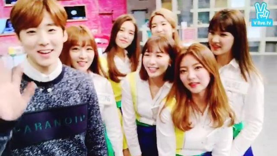Before School Club(w/ LABOUM)