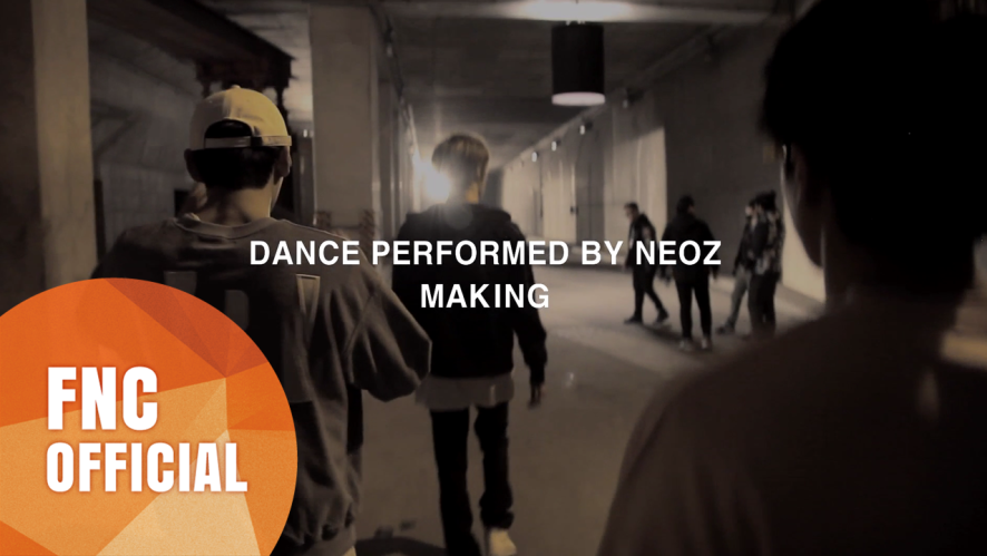NEOZ 5 MEMBERS - DANCE PERFORMANCE MAKING FILM