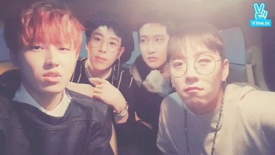 [Block B] 엠카운트다운 1위 공약