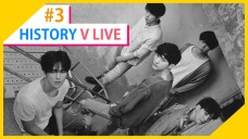 HISTORY V LIVE #3 Behind The Stage