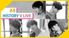 HISTORY V LIVE #4 on the DAY-OFF!