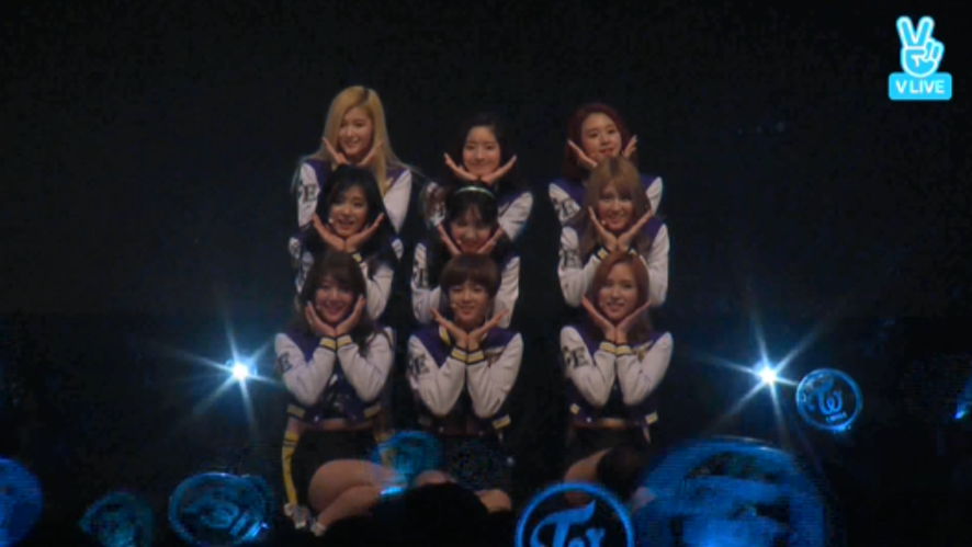 [HIGHLIGHT] TWICE 'Cheer up' LIVE