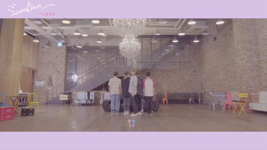 [Dance Practice] SEVENTEEN(세븐틴) - 예쁘다 (Pretty U) Dancecal 'LOVE ver.'