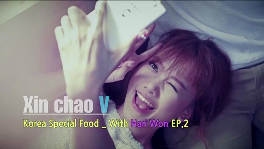 Korea Special Food_With Hari Won EP.2